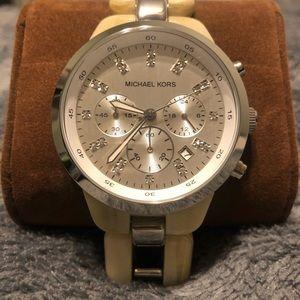 Michael Kors Watch (never worn)